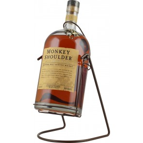 MONKEY SHOULDER Blended Malt Scotch Whisky 4,5 l supynėse (Viskis)