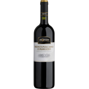 Vynas ZONIN Montepulciano D`Abruzzo DOC