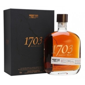 Romas MOUNT GAY 1703 Master Select Barbados Rum