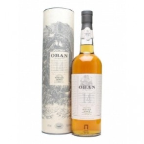 Viskis OBAN Single Malt 14  YO