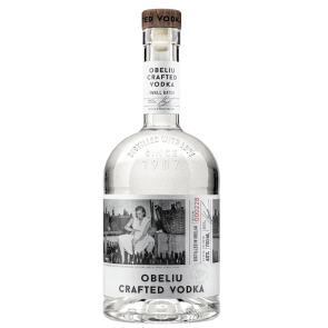 OBELIŲ Krafted Vodka