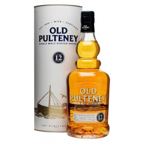 OLD PULTENEY 12 YO Highland Single Malt Scotch Whisky