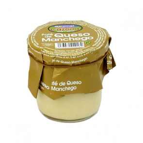 GOURMET CAZORLA Paté de Queso Manchego sūrio užtepėlė