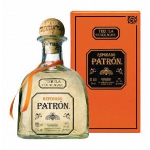 PATRÓN Reposado Tequila 100% De Agave