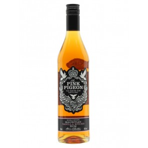 The PINK PIGEON Single Estate Mauritian Rum
