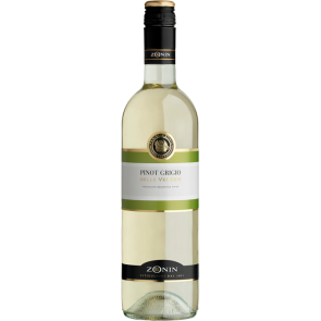 Vynas ZONIN Pinot Grigio IGT
