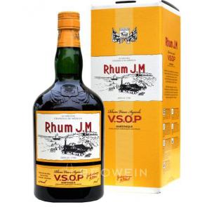 Rhum J.M. VSOP Agricole