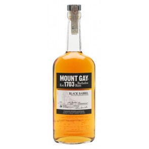 Romas MOUNT GAY Black Barrel Barbados Rum
