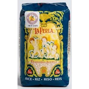 LA PERLA ryžiai paelijai Valencia DOP