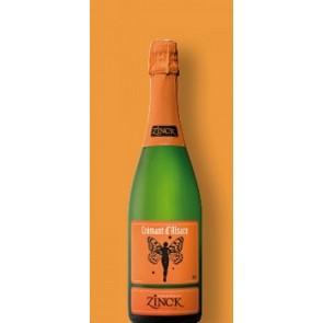 Putojantis vynas ZINCK Cremant D'Alsace Brut AOC