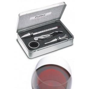 Rinkinys Pulltex Wine Set de Luxe