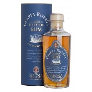 SIBONA Grappa Riserva botti da Rum