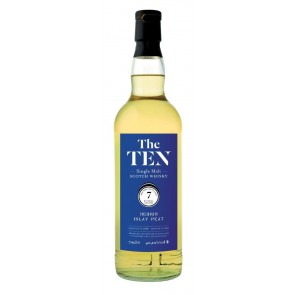 THE TEN #7 Medium Islay Peat - Caol Ila