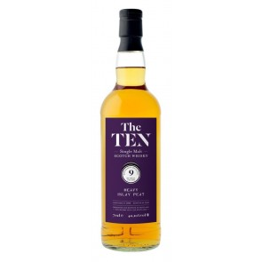 THE TEN #9 Heavy Islay Peat - Bunnahabhain