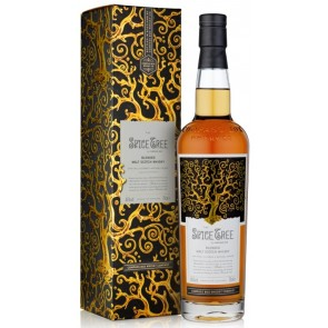 Compass Box THE SPICE TREE Blended Malt Scotch Whisky*