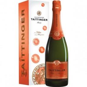 Taittinger Champagne Les Folies de la Marquetterie Brut dėžutėje