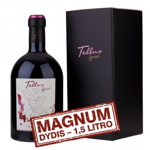 Falesco TELLUS Syrah Lazio IGP Magnum raudonas vynas