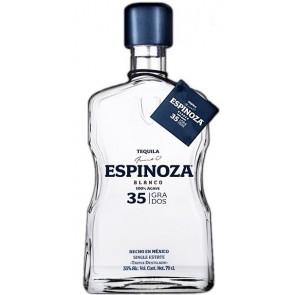 Tequila ESPINOZA Blanco 100% Agave 35 Grados