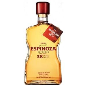 Tequila ESPINOZA Reposado 100% Agave
