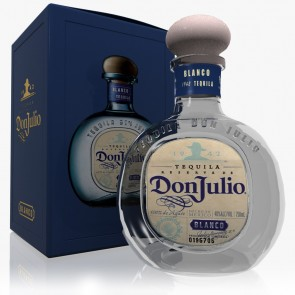 Tequila DON JULIO Blanco 100% de Agave