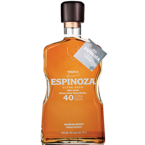 Tequila ESPINOZA Extra Aged 100% Agave