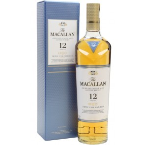 Viskis The MACALLAN 12 YO Highland Single Malt Scotch Whisky