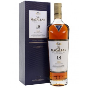 The MACALLAN 18 YO Highland Single Malt Scotch Whisky*