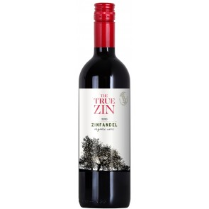 OLD TRUE ZIN Organic Zinfandel IGT Puglia