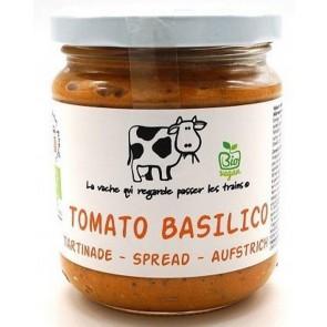 Tartinade Tomato Basilico pomidorų-bazilikų užtepėlė EKO