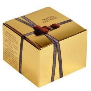 Mathez Triufeliai FANTAISIE su pistacijų Macarons, konjaku arba viskiu