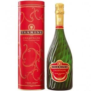 Champagne Tsarine Premium Brut (metalinėje dėžutėje)