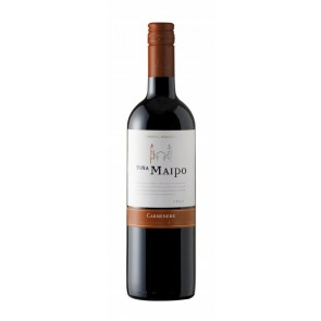 Vynas Viña Maipo Varietal Selection Carmenere Central Valley