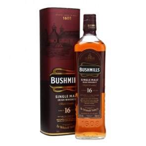 Viskis BUSHMILLS Single Malt 16 YO