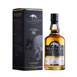 Viskis WOLFBURN Single Malt Scotch Whisky