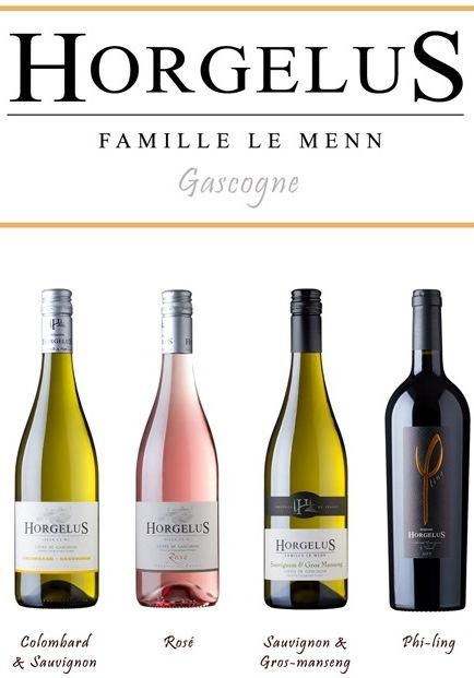 Domaine Horgelus vynai