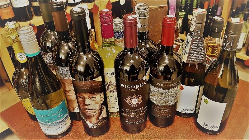 Vynų naujienos