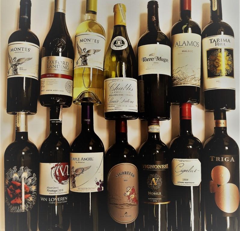 Nauji vynai