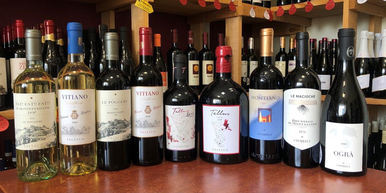 Famiglia Cotarella vynai