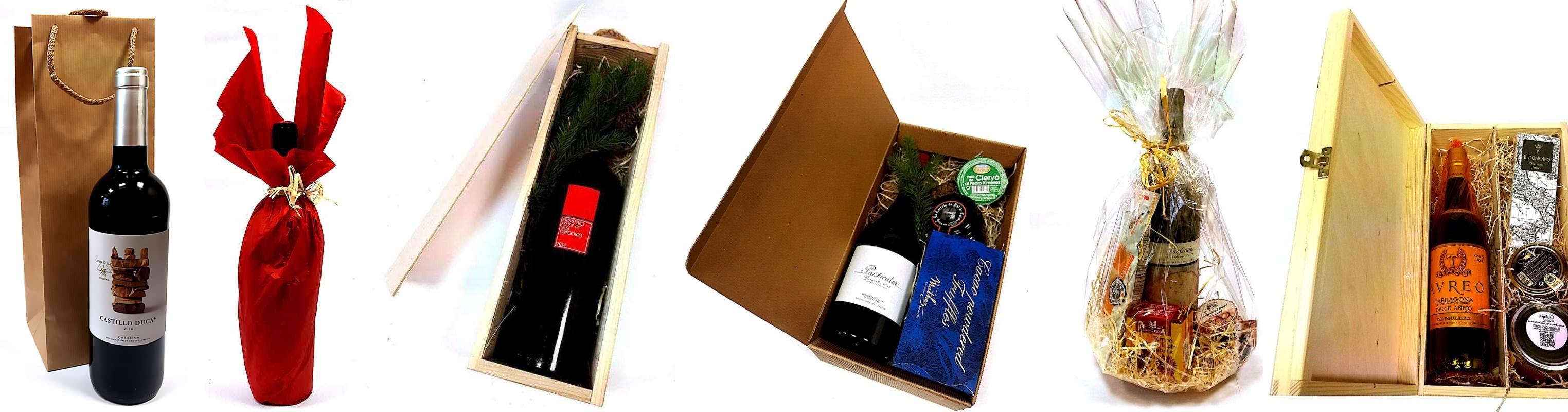Kalėdiniai vyno rinkiniai