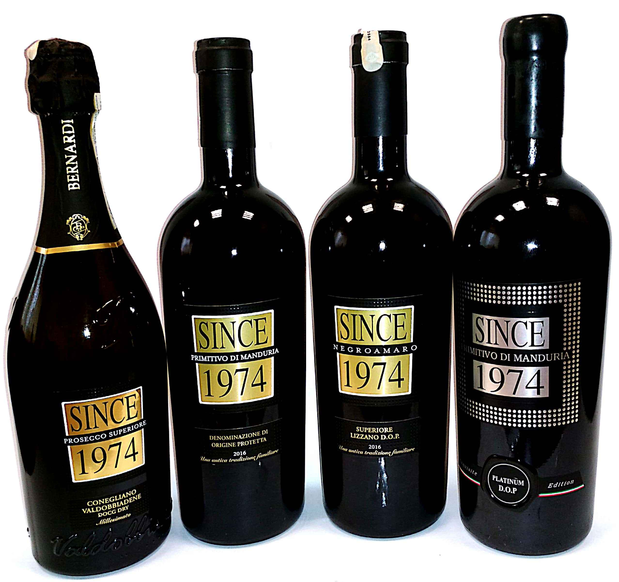 Since 1974 vynai