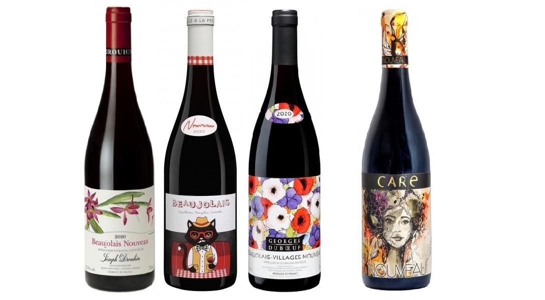 Beaujolais Nouveau (Božole) 2020 vynas