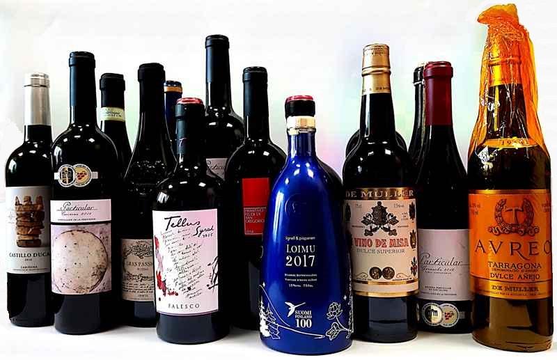 Vynas dovanoms